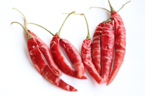 teja Dry Red Chilli Lara Exports